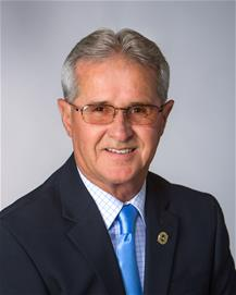 Mayor Mike Ebert