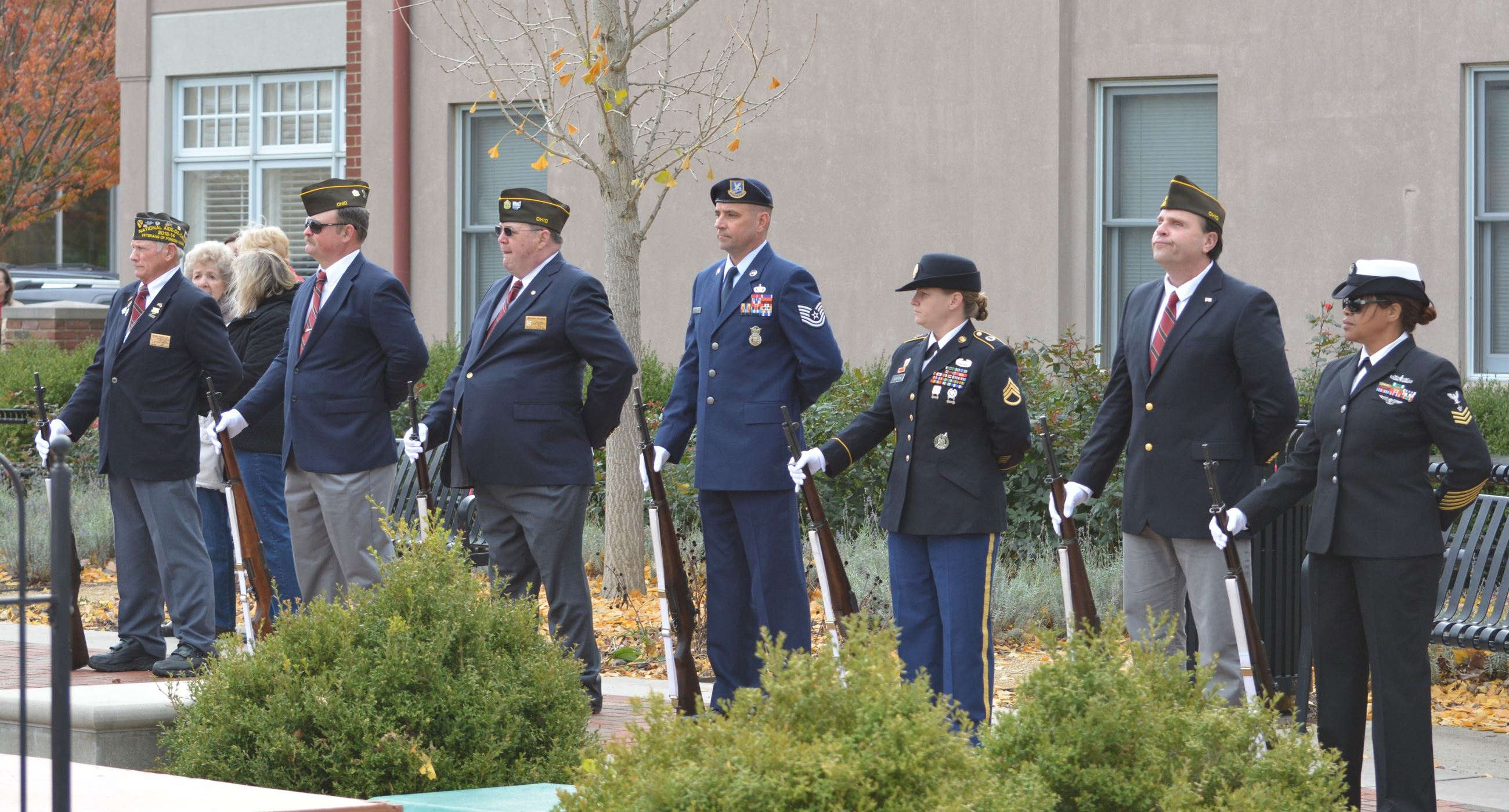 Veterans Celebration 2014
